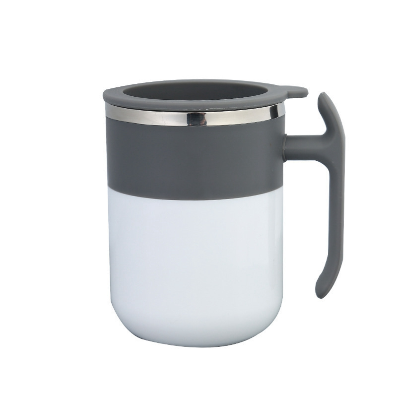 No Battery Automatic Self Stirring Mug Cup Coffee Milk Mixing Mug Smart Temperature Adjustment Juice Mix Cup Drinkware For Gift