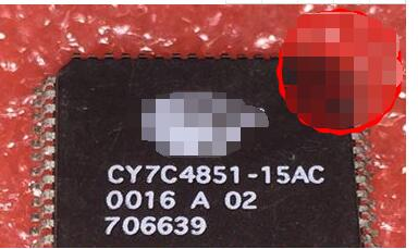 IC новый 100% CY7C4851-15AC,