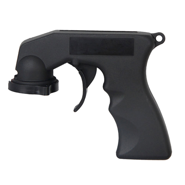 EAFC תרסיס מתאם צבע טיפול תרסיס ספריי אקדח ידית עם מלא אחיזת נעילת הדק צווארון לרכב תחזוקה