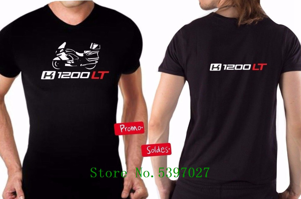 T-Shirt For German K1200Lt Motorcycle T Shirt K 1200 Lt Tee Shirt 2020 New Men Casual Style Summer Tee