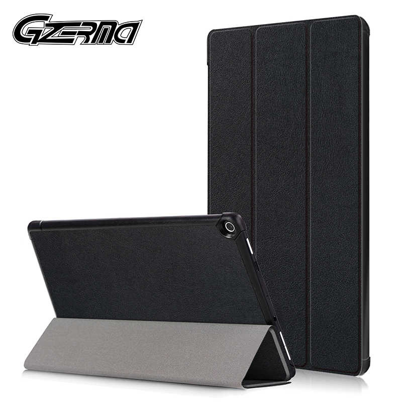 rooCASE Origami Dual-View (Black) Vegan Leather Folio Case Cover ... | 800x800