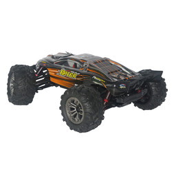Xinlehong 9136 RC Car 1:16 2.4Ghz 4WD Radio Control Car 36km/h Bigfoot Vehicles Off-road Car RTR Model Toys for Children
