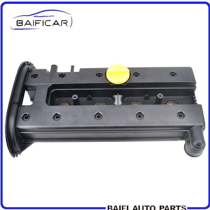 Baificar 真新しい本プラスチック/アルミエンジンシリンダーヘッドバルブカバー 92068243 シボレーキャプティバのためのオペルアンタラ 2.4L  グループ上の 自動車 &バイク からの バルブカバー の中 1