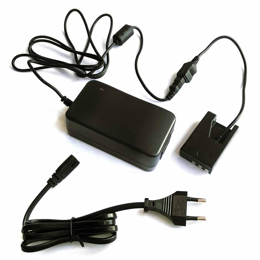 ดิจิตอลกล้องอะแดปเตอร์ Charger สายไฟชุด EH5A + EP-5 สำหรับ Nikon DF D5500 D5300 D3300 D3400 5200 สีดำทนทาน