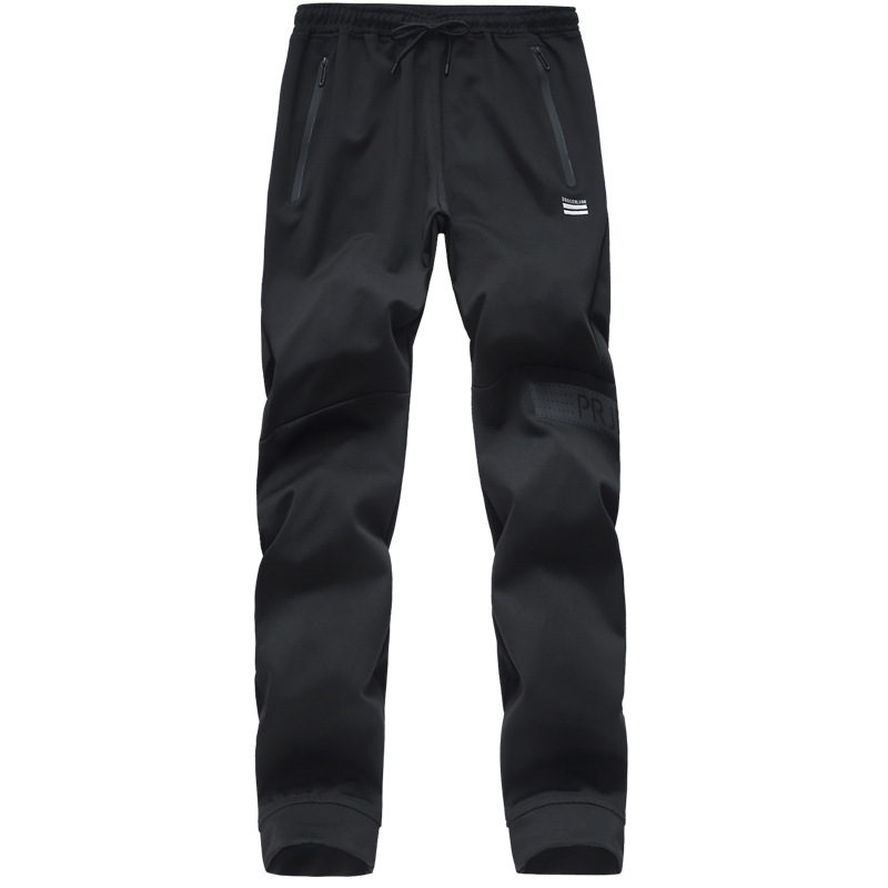 2023p65 Autumn And Winter Casual Pants Sweatpants Men's Trousers Morning Run Night Running Suction Han Dynasty Lightweight Pants