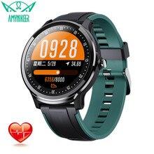 Fashion Watch AMYNIKEER Monitor Fitness-Tracker Sports Ip68 Waterproof Newest SN80