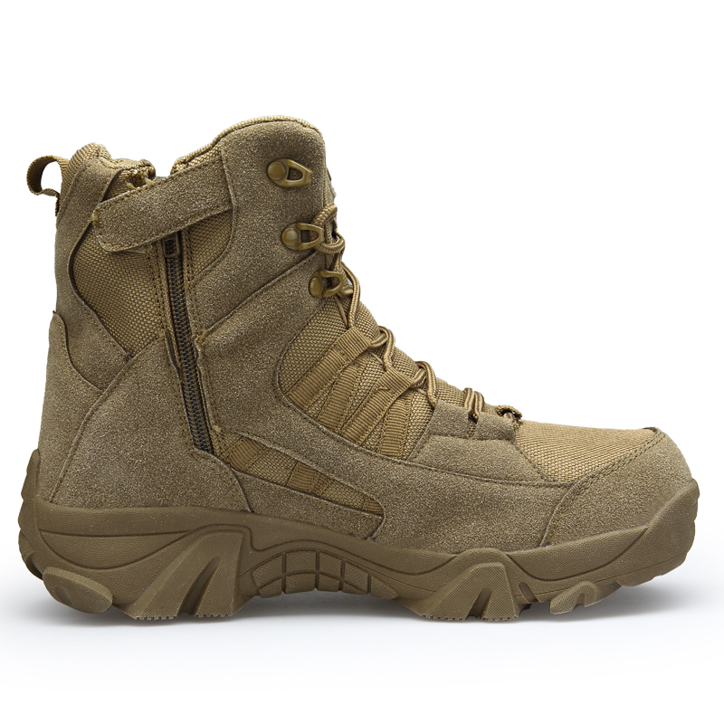 Men's military hiking boots  3