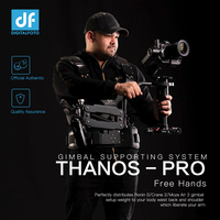 DF DIGITALFOTO THANOS PRO Gimbal Vest with Z Axis Spring Arm for DJI Ronin S Zhiyun Crane 2