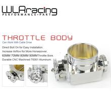 WLR- 65 мм 70 мм 80 мм 90 мм дроссельной заслонки производительность впускной коллектор Заготовка алюминий высокий поток