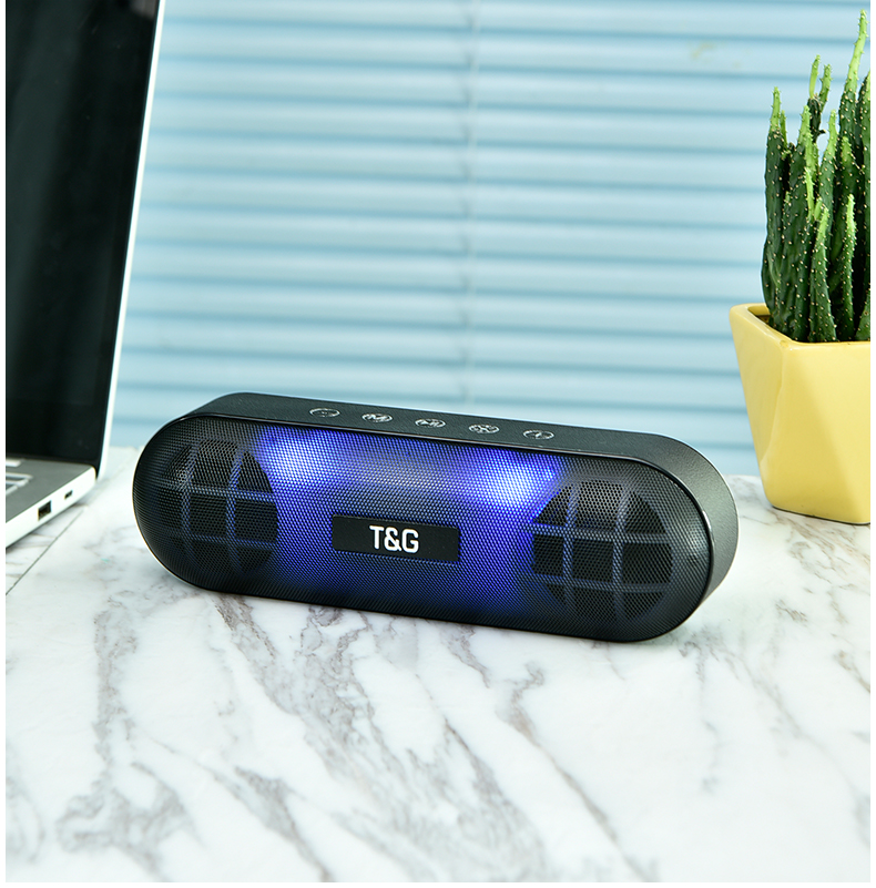 LED Metal Bluetooth Outdoor Speaker-Super Bass H343077fd61fa402b8882afe180d9a540o speaker