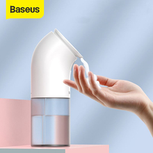 Baseus Intelligent Automatic Liquid Soap Dispenser Induction Foaming Hand Washing Device For Kitchen Bathroom Hand Washer Smart