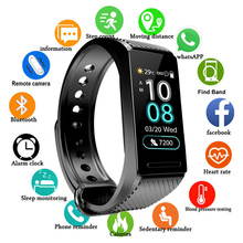 TD18 Smart Bracelet Wristband Heart Rate Monitor Smartband Blood Pressure Monitor Smart Bracelet Wristband Sports Pedometer