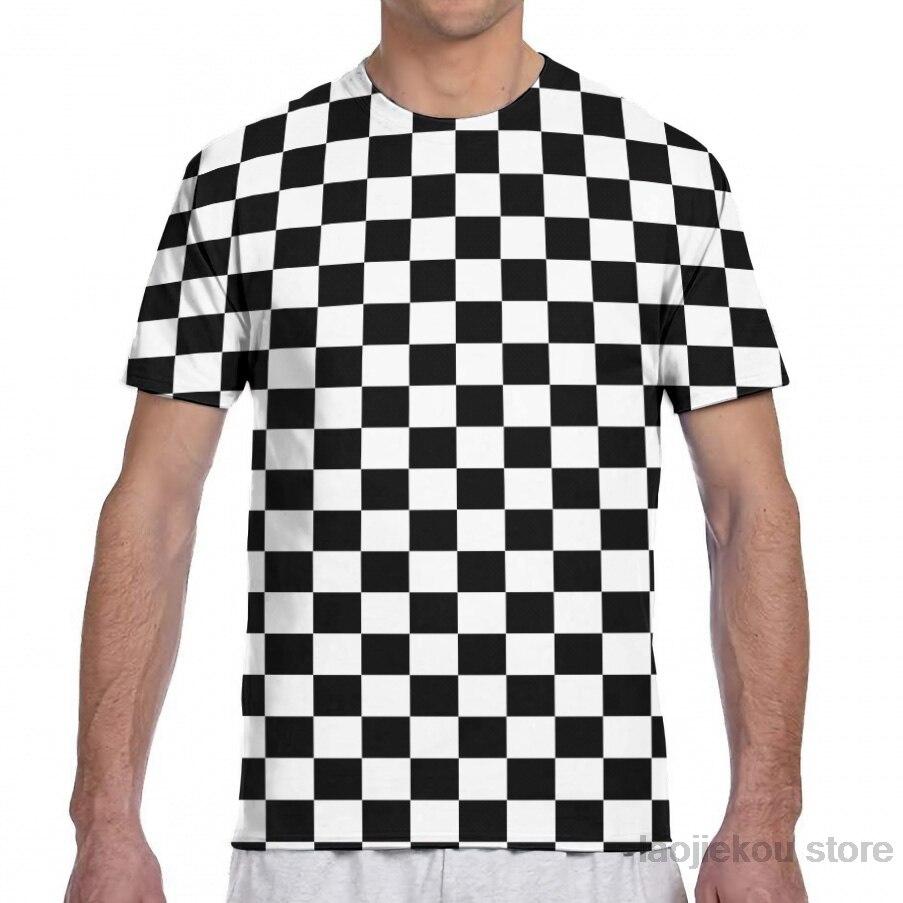 Camiseta de manga corta con estampado para hombre y mujer, camiseta a la moda para chica, camisetas de verano