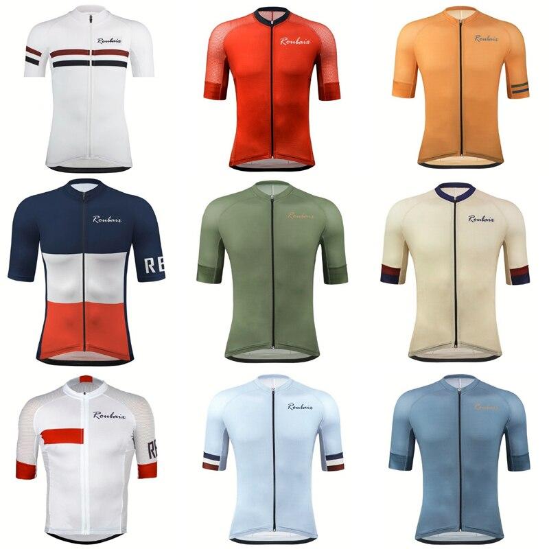 RBX wielertruien zomer korte mouwen fietsen tops MTB bike shirt tenue cycliste homme jersey road jersey fietsen kleding