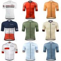 Rbx ciclismo jerseys verão manga curta ciclismo topos mtb camisa da bicicleta tenue cyclista homme camisa de estrada ciclismo roupas