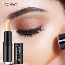 ROREC Facial Concealer For Women Makeup Long-lasting Concealers Cream Pen Foundation Base Face Make Up Stick Cosmetics