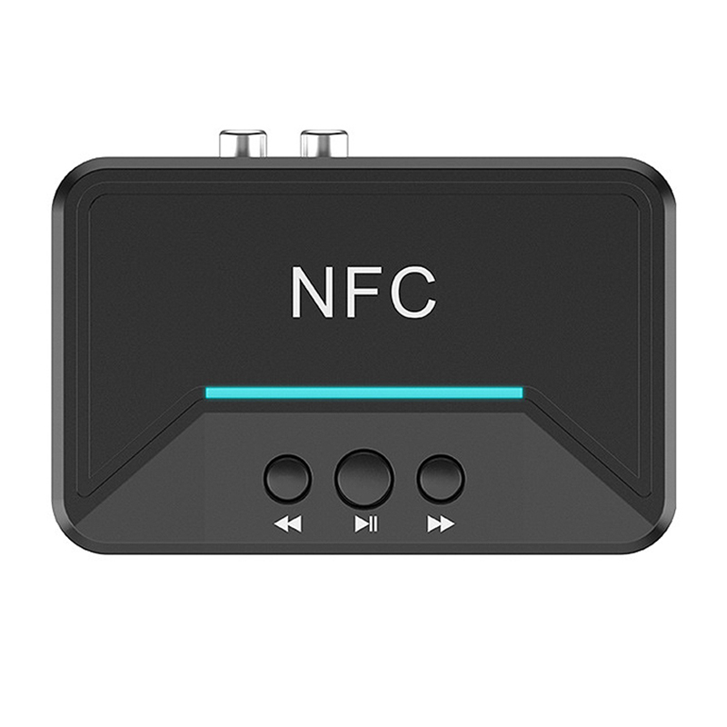 3.5mm Nfc Bluetooth Audio Receiver Adapter Wireless Bluetooth Dongle Stereo Receiver