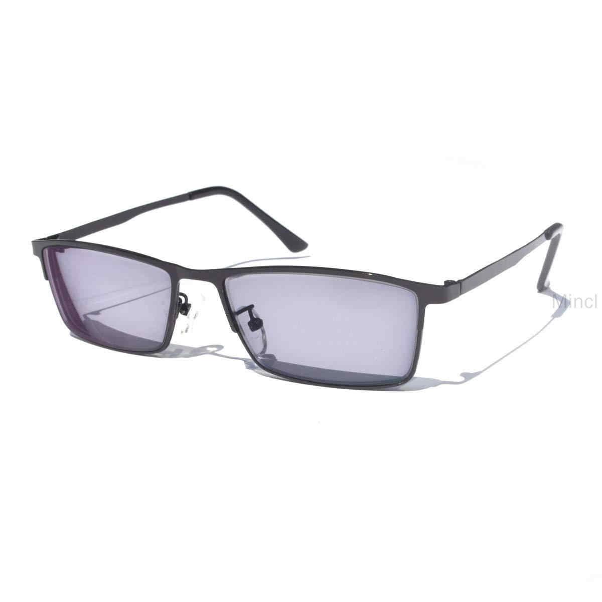 para hombre MINCL Montura de gafas
