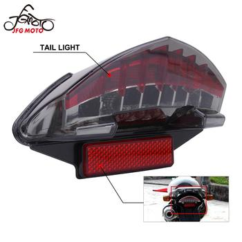 Motorcycle Light Tail Brake Stop Turn Signal Light Integrated For BMW F650 Dakar GS ST R1200 GS R Adventure