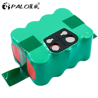 2019 Hot Sale 14.4V Ni MH 3500mAh Vacuum Cleaner Sweeping Robot Rechargeable Battery Pack For KV8/XR210 FM 019 INDREAM9200 etc.