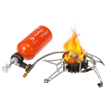 Portable Camping Shove Oil Gas Multi fuel Stove Camping Burners Outdoor Stove Picnic Gas Stove Cooking Stove Burner цена 2017