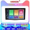 4 + 64G 4G LTE 9853 9/10 cal Android 10.0 samochodowe Multimedia radiowe odtwarzacz uniwersalny auto Stereo nawigacja Gps z Bluetooth odtwarzacz wideo