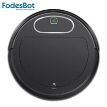 FodesBot X620 робот-пылесос приложение wifi контроль развертки влажной швабры ковров планирование очистки авто водяной бак немецкая навигация