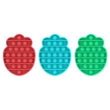 Пузырь сенсорные игрушки для снятия стресса ручной игрушка поп