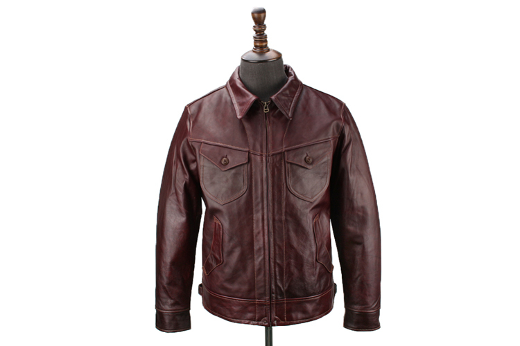 Free Shipping.Brand Cow Leather,man's 100% Genuine Leather Commute Jackets,fashion Men's Slim Japan Style Jacket,quality.