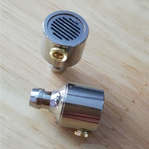Image 4 - Carcasa de Metal para auriculares de 10mm y 11mm carcasa de Metal MMCX para altavoces de 10mm y 11mm