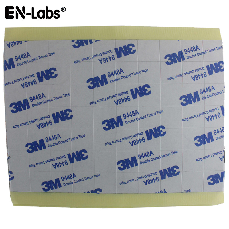50pcs 3M Thermal Adhesive Tape Adhesive Film For Radiators Aluminum Heatsink,Thermally Conductive Adhesive 8.8m 14mm 20mm 25mm