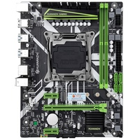 HUANANZHI X99 8M Motherboard Slot LGA2011 3 USB3.0 NVME M.2 SSD Support DDR4 REG ECC Memory and Xeon E5 V3 V4 Processor