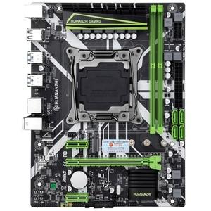Image 1 - Huananzhi X99 8M Moederbord Slot LGA2011 3 USB3.0 Nvme M.2 Ssd Ondersteuning DDR4 Reg Ecc Geheugen En Xeon E5 V3 V4 Processor