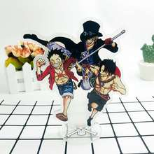 Anime One Piece Keychain  Luffy Ace Nami Zoro Chopper Sanji Robin Oranments Figure Key Chains For Children Boyfriends Gifts new 11cm one piece dowin anime figure figurezero luffy chopper zoro toycmodel with opp bag cheaper for sale