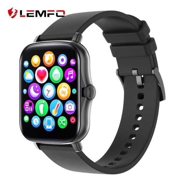 Смарт-часы Lemfo Y20 1