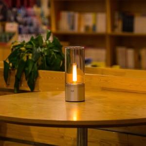 Image 4 - Yee светильник Candela с умным управлением, светодиодный ночной светильник, атмосферный светильник для умного дома, приложение для детей, гостиной