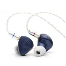 Shuoer H27 1DD+2BA Triple Driver Knowles BA Monitors HiFi In-ear Earphone Detachable 6N Single Crystal Copper OCC MMCX Cable 3 5mm earphone silver 7n occ cable for dunu dn 2002 2ba t5 2dynamic hybrid ln005594