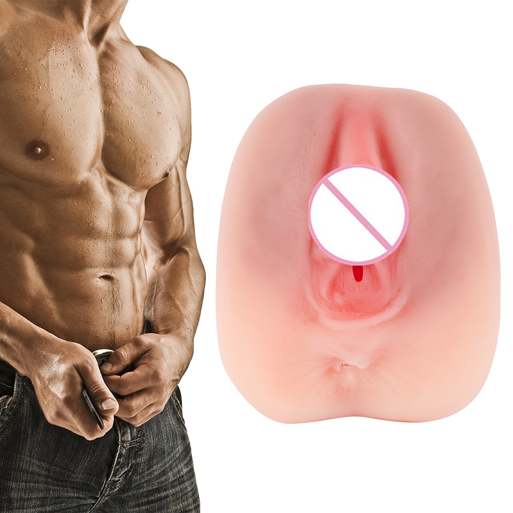 <font><b>Sex</b></font> <font><b>Toys</b></font> <font><b>for</b></font> <font><b>Men</b></font> 4D Realistic Deep Throat Male Masturbator Silicone <font><b>Artificial</b></font> Vagina <font><b>Mouth</b></font> Anal Erotic Oral <font><b>Sex</b></font> masculino <font><b>toy</b></font> image