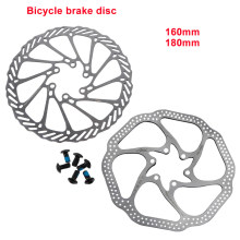 G3 HS1 MTB Mountain Bike Disc Stainless Steel Bicycle Brake Rotor Hydraulic Disc Brakes Bicycle Use 160mm 180mm Bike Parts