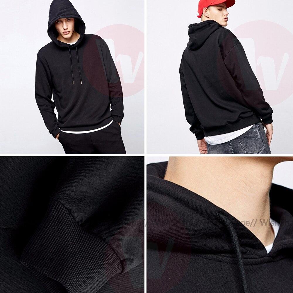 Image 5 - Trippie redd hoodie trippie redd vintage hoodies homem streetwear pulôver hoodie agradável inverno roxo longo algodão oversized hoodiesAgasalhos e Moletons   -