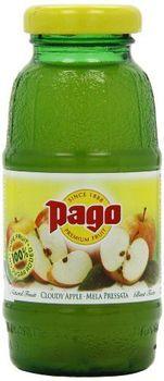 Succo di frutta Pago Apple 12x20cl