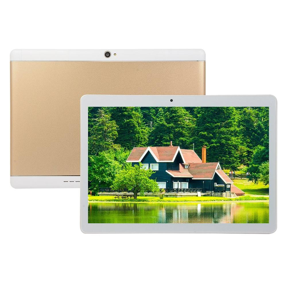 10-Inch Flat Metal Case Android Tablet 3G Call Metal Shell Audio And Video Game Play Tablet Shock Experience