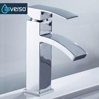 Deck Mount Waterfall Faucet mixer tap Basin sink Faucet bathroom basin faucet mixer waterfall toilet basin tap