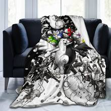 Ultra Soft Sofa Blanket Cover Blanket Cartoon Cartoon Bedding Flannel plied Sofa Bedroom Decor for Children and Adults 132