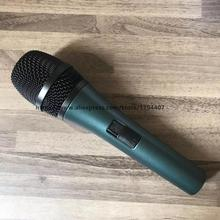 Interruttore professionale Supercardioide Tenuto In Mano Microfono Vocale Dinamico Per e845s e 845s 845 Mixer Audio Sistema di Karaoke Fase Cantante