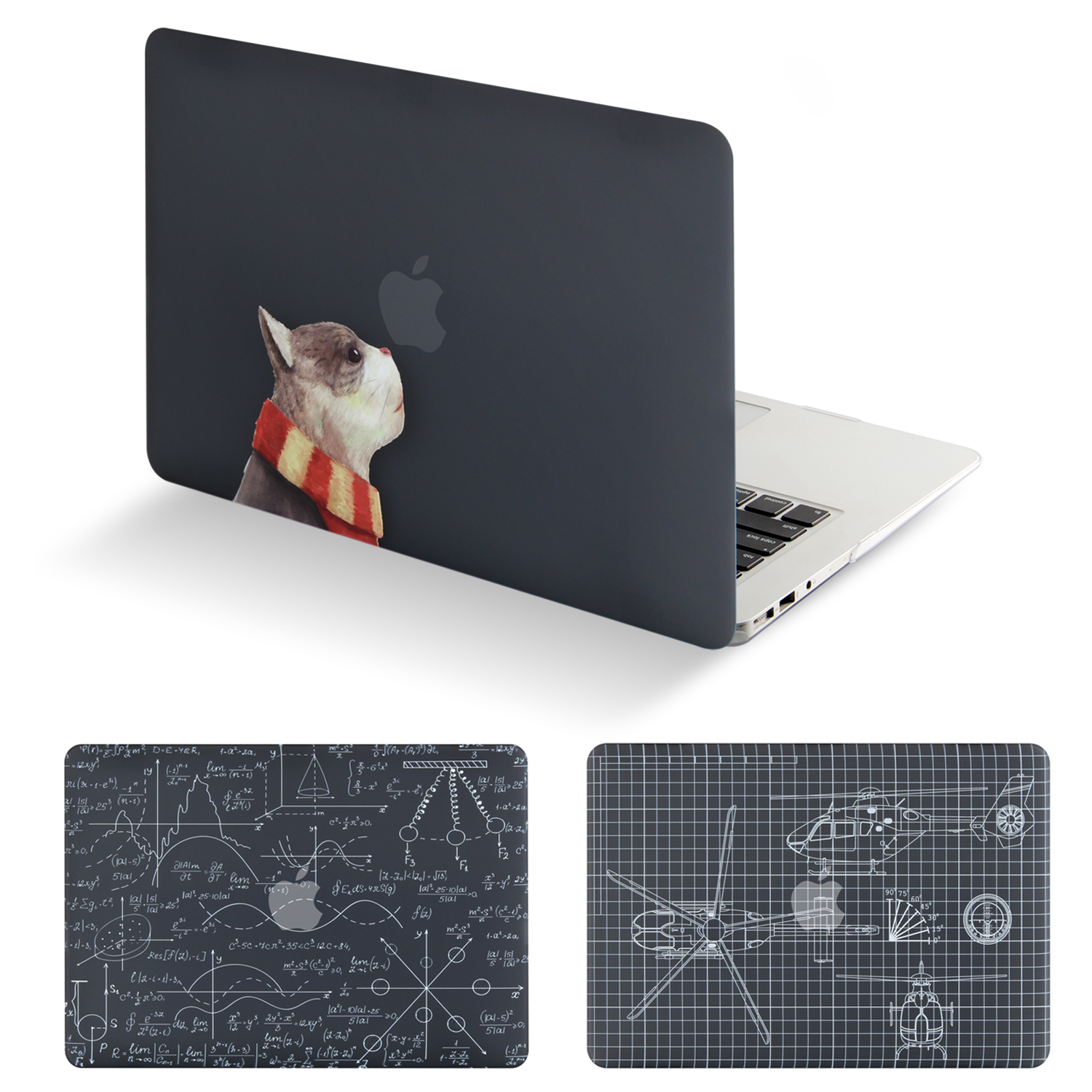 New Print Universe <font><b>Laptop</b></font> Case For MacBook Air Pro Retina <font><b>11</b></font> 12 13 15 <font><b>inch</b></font> with Touch Bar + Keyboard Cover image