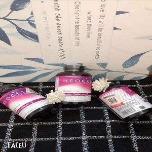 Image 4 - 미국 정품 neocell 콜라겐 + c 250 곡물 1 병 아름다움 안티 에이징 무료 배달 아름다움과 피부 관리