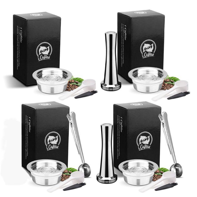 Coffee Filters For Lavazza A Modo Mio Machine Refillable Coffee Capsule