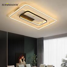 Светодиодный потолочный светильник домашняя лампа современная