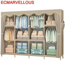 Armoire Armario Tela Rangement Chambre Moveis Para Casa Meble Home De Dormitorio Mueble Bedroom Furniture Closet Wardrobe